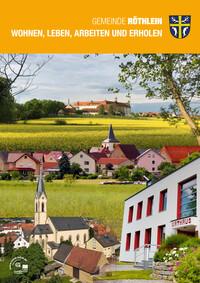 Gemeinde Röthlein wohnen, leben, arbeiten und erholen (Auflage 5)