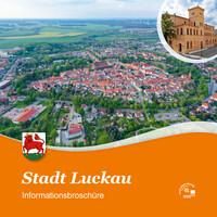 Bürger-Informationsbroschüre der Stadt Luckau (Auflage 2)