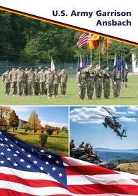 U.S. Army Garrison Ansbach  (Auflage 3)