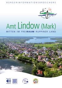 Amt Lindow (Mark) Bürgerinformationsbroschüre (Auflage 4)