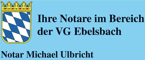 Notar Michael Ulrbicht