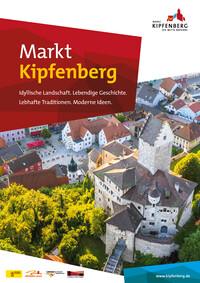 Informationsbroschüre Markt Kipfenberg (Auflage 4)