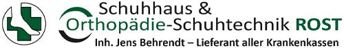 Orthopädie - Schuhtechnik Rost