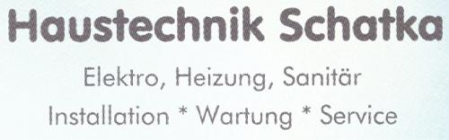Haustechnik Schatka