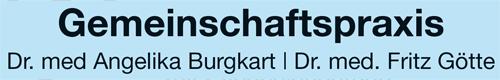Dr. med. A. Burgkart + Dr. med. F. Götte