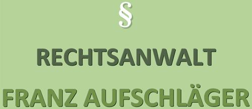 Franz Aufschläger