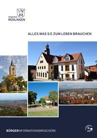 Alles was Sie zum Leben brauchen - Bürgerinformationsbroschüre der Gemeinde Nüdlingen (Auflage 1)