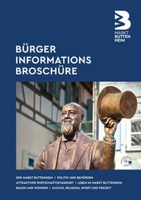 Bürgerinformationsbroschüre Markt Buttenheim (Auflage 1)