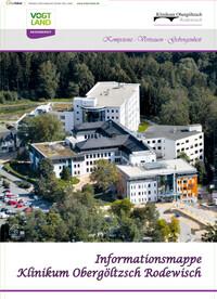Informationsmappe Klinikum Obergöltzsch Rodewisch (Auflage 4)