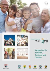 Wegweiser für Familien, Senioren und Soziales Stadt Wangen (Auflage 4)