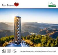 Bürgerinformationsbroschüre der Stadt Oppenau (Auflage 13)