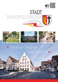 Informationsbroschüre der Stadt Trochtelfingen (Auflage 11)