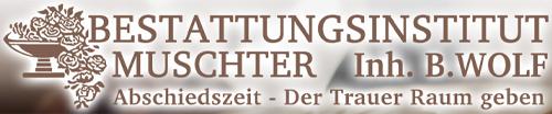 Bestattungsinstitut Muschter