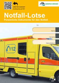 Notfalllotse für den Landkreis Mansfeld-Südharz (Auflage 1)
