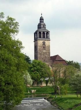 St. Crucis Kirche (evangelisch)