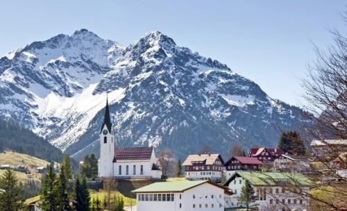 Kleinwalsertal (Österreich - Vorarlberg)