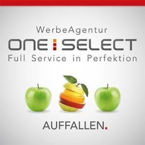 WerbeAgentur ONE SELECT