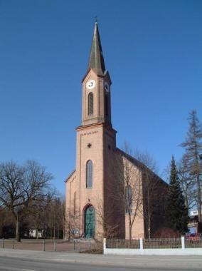 St Johannes Kirche Königsbrunn