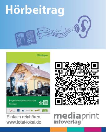 Hörbeitrag -                                                                                                                                                                                                                                                                                          Münsingen- total-lokal.de
